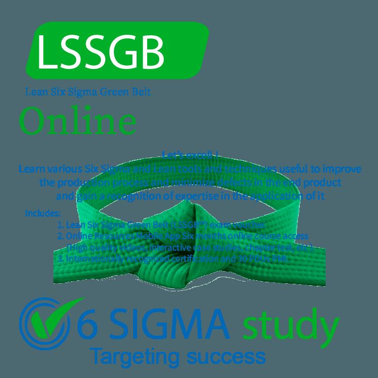 Lean 6 Sigma Green Belt Lssgb Certified Jedi Squad
