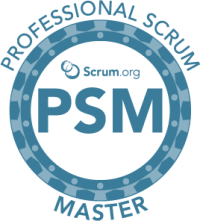 Scrum Master psm 1 certification
